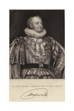 Prince Frederick Giclee Print by Thomas Phillips