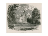 Dryburgh Abbey, from the North Giclee Print by Alexander Francis Lydon