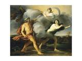 Alpheus and Arethusa Giclee Print by Carlo Maratta or Maratti