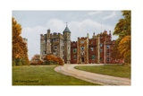 The Castle, Dunster Giclee Print by Alfred Robert Quinton