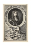 Portrait of Laurence Hyde, Earl of Rochester, Illustration from 'Heads of Illustrious Persons of… Giclee Print by Jacobus Houbraken