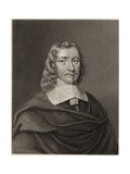 Sir Richard Fanshawe Giclee Print by George Clint
