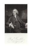 Benjamin Franklin Giclee Print by Mason Chamberlain