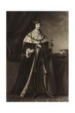 King Frederick V Lámina giclée por Gerrit van Honthorst