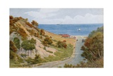 Durley Chine, Bournemouth Giclee Print by Alfred Robert Quinton