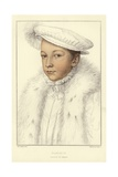 King Francis II of France Giclee Print by Hans Holbein the Younger