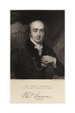 Sir Thomas Lawrence Giclee Print by Charles Landseer