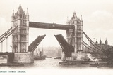 Tower Bridge over the River Thames Photographic Print