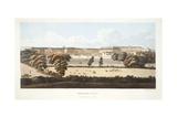 Barracks, Dublin Giclee Print by James Malton