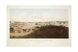 View of Dublin from the Magazine, Phoenix Park, 1795 Giclee Print by James Malton