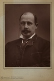 Portrait of George Augustus Henry Sala Photographic Print by Herbert Rose Barraud