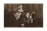 Edvard and Nina Grieg at the Piano Giclee Print by Peder Severin Kröyer