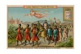 Melusine and the Crusaders Giclee Print