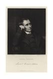 Samuel Crompton Giclee Print by Charles Allingham