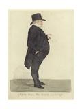 Nathan Mayer Rothschild Giclee Print by Richard Dighton