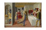 The Feast of Herod and the Beheading of Saint John the Baptist, 1461-62 Giclee Print by Benozzo di Lese di Sandro Gozzoli