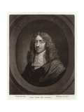 Portrait of Cornelis De Witt Giclee Print