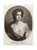 Catharine Sedley, Countess of Dorchester Giclee Print by Willem Wissing