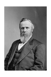 Pres. Rutherford B Hayes Giclee Print