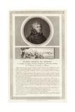 Portrait of Jean Baptiste Kleber Giclee Print by Jean Duplessi-Bertaux
