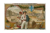 Marseille Giclee Print