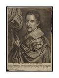 Francisco Padovanino Giclee Print by Alessandro Varotari