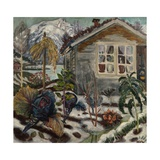 Early Autumn Giclee Print by Nikolai Astrup