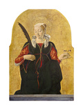 St Lucy, C. 1473- 74 Giclee Print by Francesco del Cossa