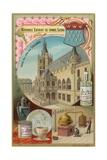 Cologne Giclee Print