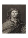Wentworth Dillon, 4th Earl of Roscommon Giclee Print by Carlo Maratta or Maratti