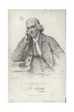 Jedediah Strutt Giclee Print by Joseph Wright