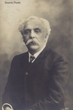 Gabriel Faure, French Composer, Organist, Pianist and Teacher (1845-1924) Photographic Print by Pierre Petit