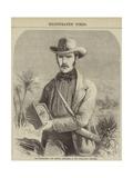 Dr Livingstone Giclee Print