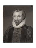 John Donne Giclee Print by George Clint