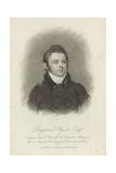 Benjamin Wyatt Giclee Print by Samuel Drummond