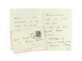 Autograph Letter to Mrs. Wren, 13th December 1888 Giclee Print by Oscar Fingal O'Flahertie Wills Wilde
