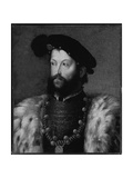 Portrait of a Man, Presumably Ercole II D'Este Giclee Print by Niccolo dell' Abate