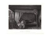 The Death of Buckingham Giclee Print by Augustus Egg