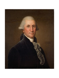 Portrait of George Washington, 1794-96 Giclee Print by Adolf Ulrich Wertmuller