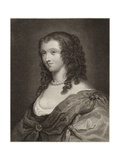 Aphra Behn Giclee Print by Mary Beale