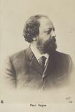 Paul Heyse (1830-1914), German Writer and Translator Photographic Print