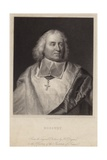 Portrait of Jacques-Benigne Bossuet Giclee Print by Hyacinthe Rigaud
