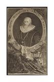 Hugh Myddleton Giclee Print by Cornelius Jansen