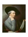 Benjamin West, C. 1776 Giclee Print by Benjamin West