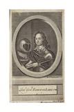 Edmund Ludlow Giclee Print by Michael van der Gucht