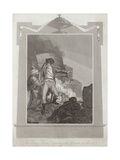 Sir Sidney Smith Giclee Print by William Marshall Craig
