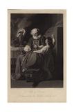 Heli Y Samuel Giclee Print by John Singleton Copley