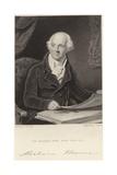 Sir Abraham Hume Giclee Print by Henry Edridge