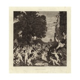 The Worship of Venus Giclee Print by  Titian (Tiziano Vecelli)