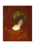Study of Lilia, 1887 Giclee Print by Charles Emile Auguste Carolus-Duran